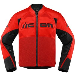 Icon Contra 2 Jacket (Red)