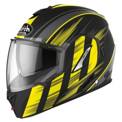 Airoh Rev19 Flip Helmet - Ikon Yellow Matt