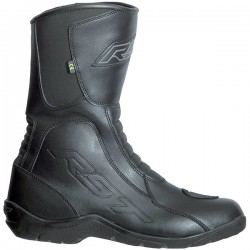 RST Tundra CE Leather Boots - Black