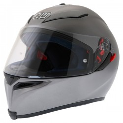 AGV K5 MATT GREY
