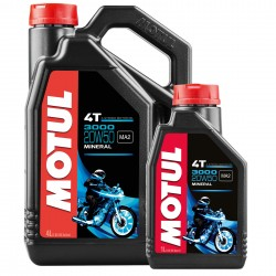 Motul 3000 4T Engine Oil