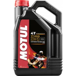 Motul 7100 4T Engine Oil  (Fully synthetic)