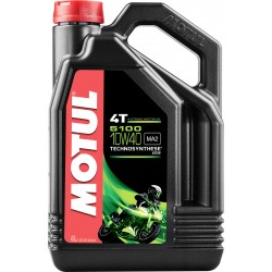 MOTUL 5100 4T ENGINE OIL SAE 10W-40,TECHNOSYNTHESE