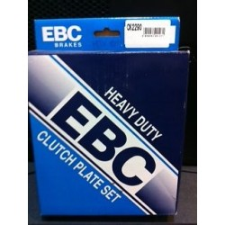 EBC HEAVY DUTY CLUTCH PLATE SET