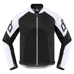 Icon Mesh AF Jacket (WHITE)