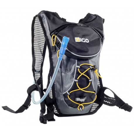 EIGO Hydration Bag With 1 Litre Bladder Rucksack