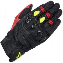 Alpinestars Celer Glove (Black / Red / Fluo Yellow)