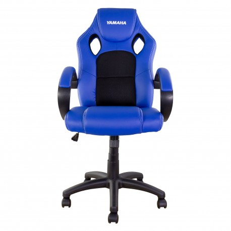 RIDER CHAIR - YAMAHA BLUE WITH BLACK TRIM