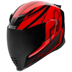 Icon Airflite QB1 Helmet (RED)